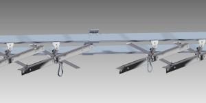 Harmonicasysteem voor lamellen