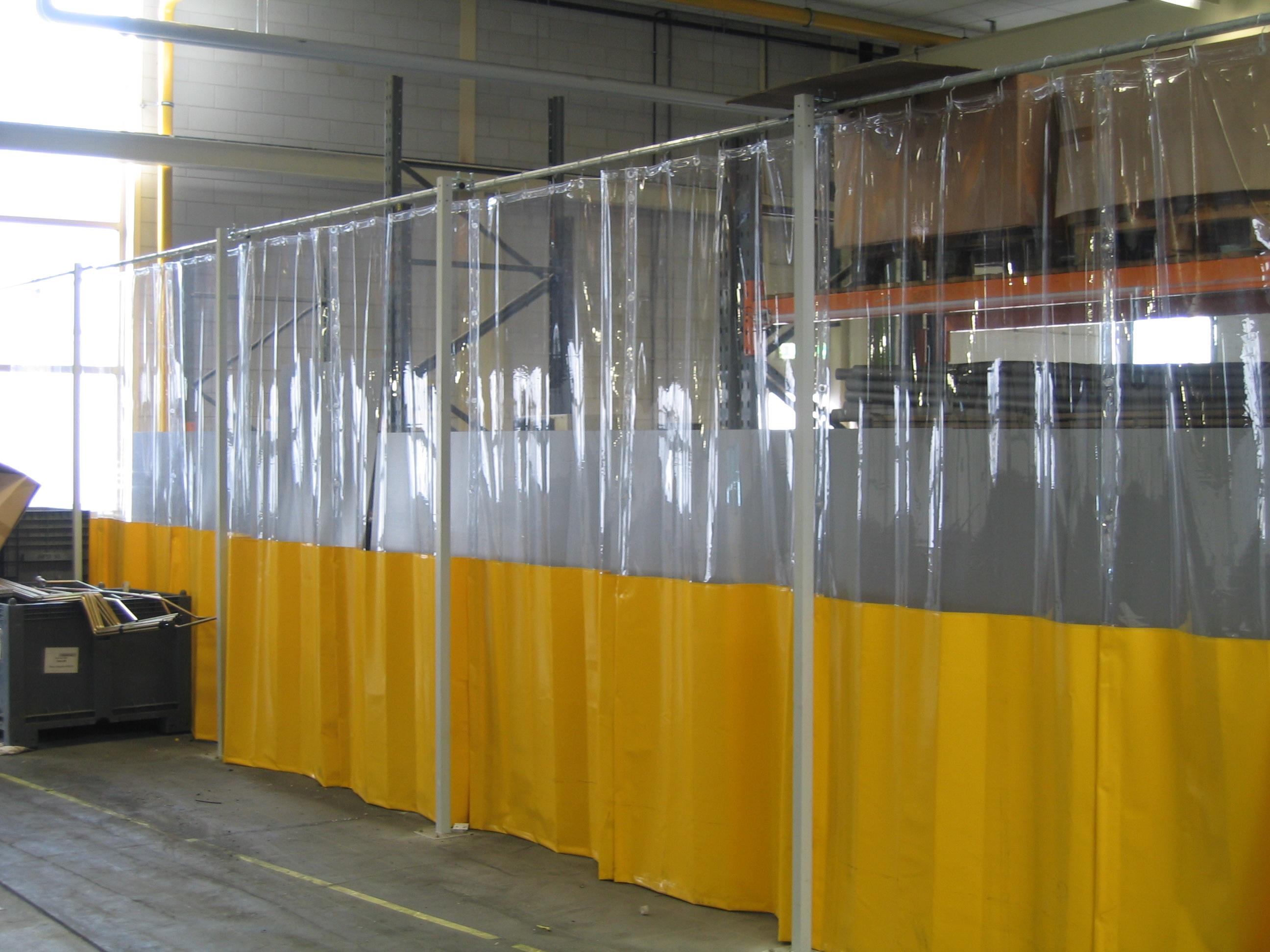Stofoverlast - Industriegordijn.nl